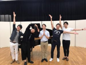 La Dill コンサート@青葉の森公園<br>2017/9/3