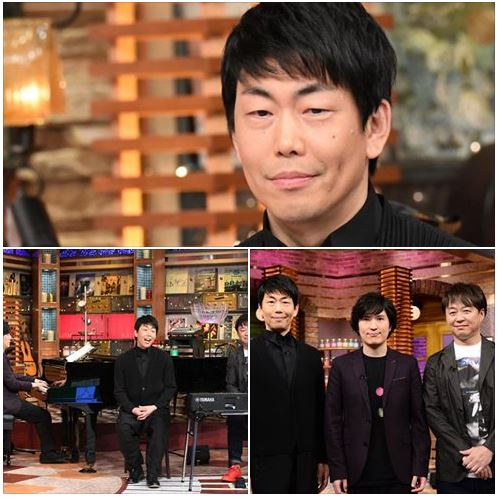 「関ジャム〜完全燃SHOW」出演<br>5/6 23:10~テレビ朝日