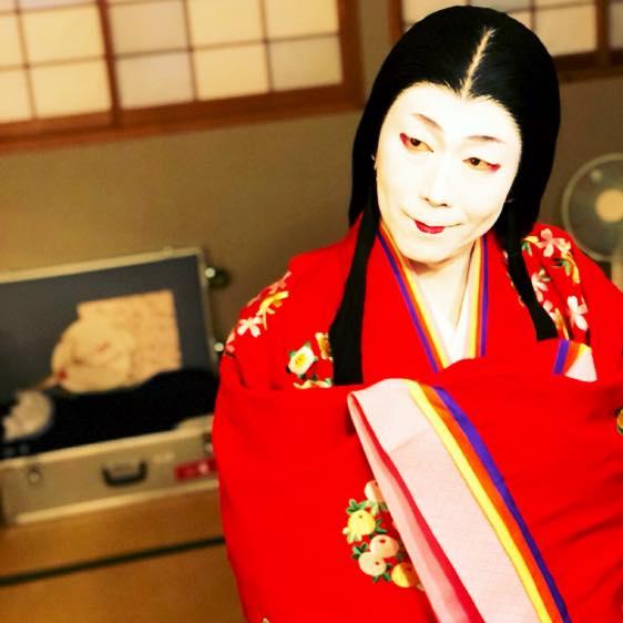 歌舞伎座出演記念<br>プロフィール写真