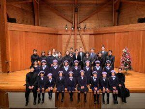 信州国際音楽村少年少女合唱団<br>クリスマス・コンサート