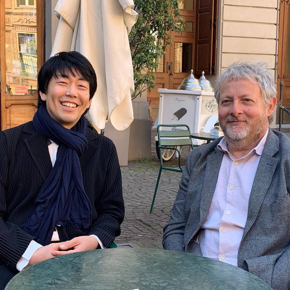 con maestro Fabio Biondi