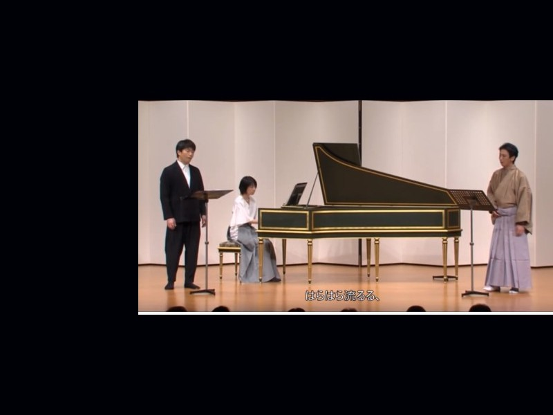 Youtube公開<br>紀尾井 午後の音楽会<br>花鳥風月-其の弐「鳥」