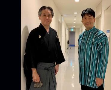 「隅田川」&「カーリュー・リヴァー」連続上演プレトーク