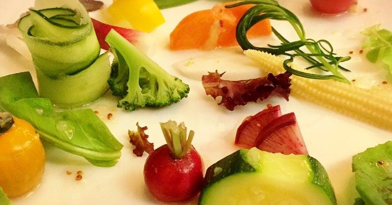 大好きな菜園レストラン Le Potager