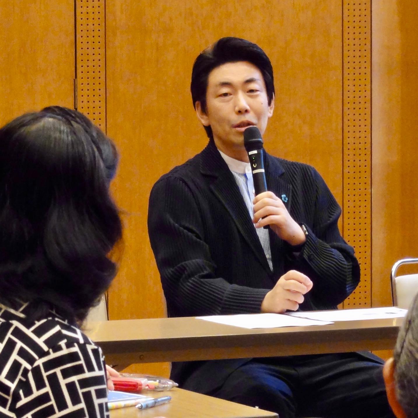東京外国語大学へ出講